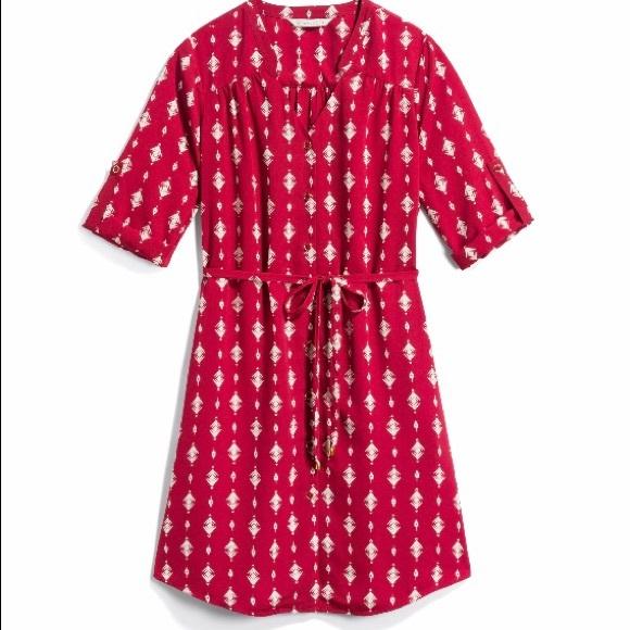 41 Hawthorn Dresses & Skirts - Red shirt dress